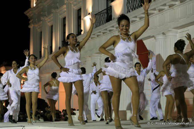San Cristobal De Las Casas Spectacle Danse 25