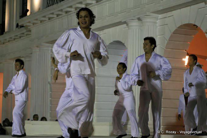 San Cristobal De Las Casas Spectacle Danse 5