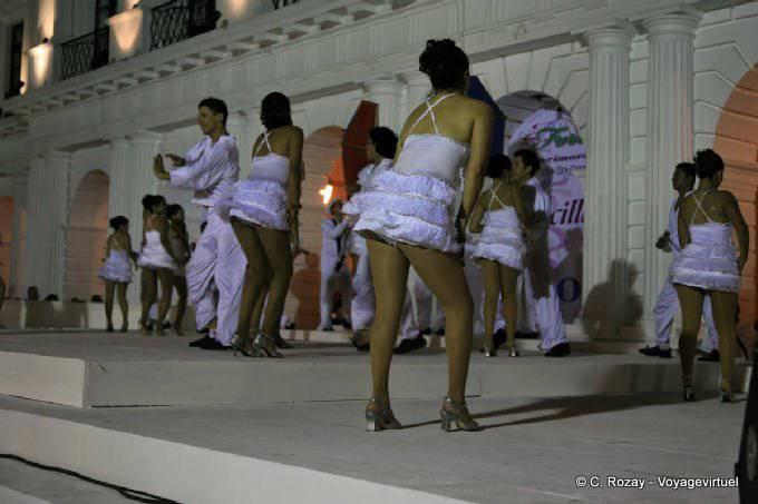 San Cristobal De Las Casas Spectacle Danse 9