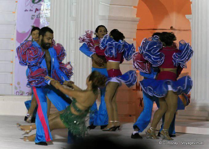 San Cristobal De Las Casas Spectacle Danse