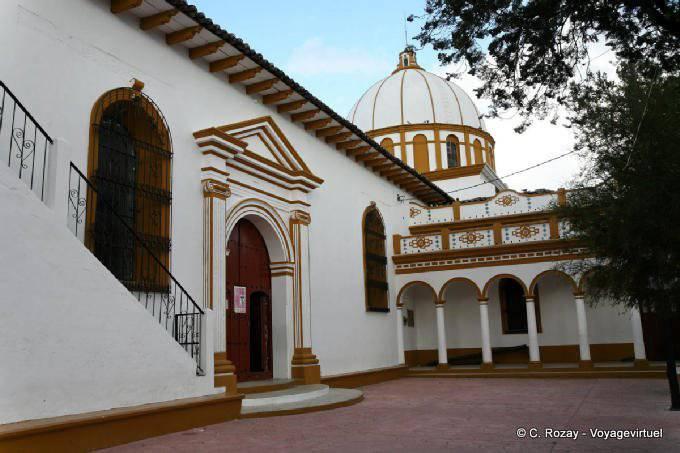 San Cristobal De Las Casas Templo De Guadalupe 10