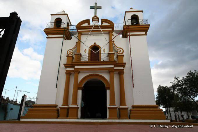 San Cristobal De Las Casas Templo De Guadalupe 4