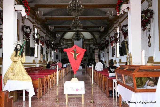 San Cristobal De Las Casas Templo De Guadalupe Nef 6