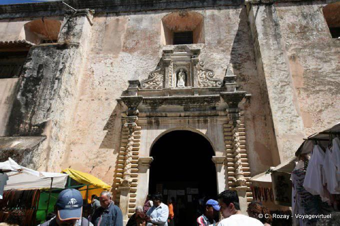 San Cristobal De Las Casas Templo De La Caritad