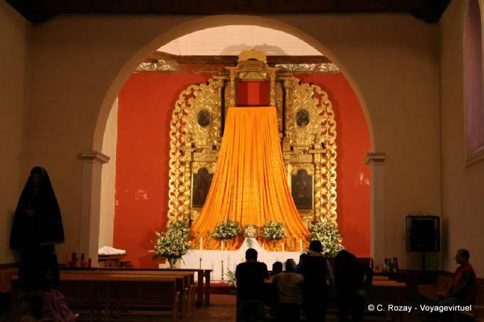 San Cristobal De Las Casas Templo De San Nicolas 1