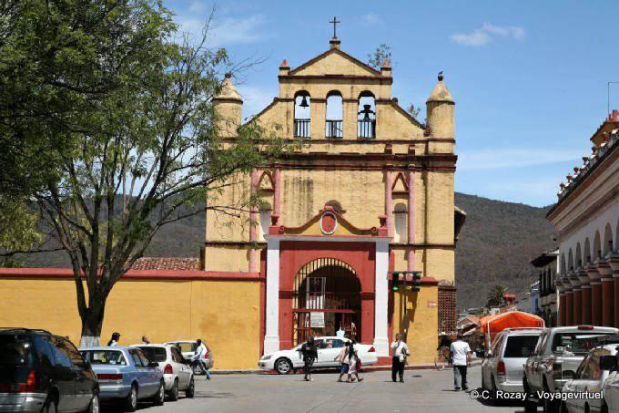 San Cristobal De Las Casas Templo De San Nicolas 7