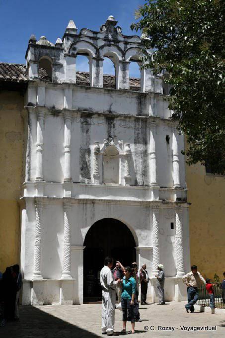 San Cristobal De Las Casas Templo Del Carmen 1