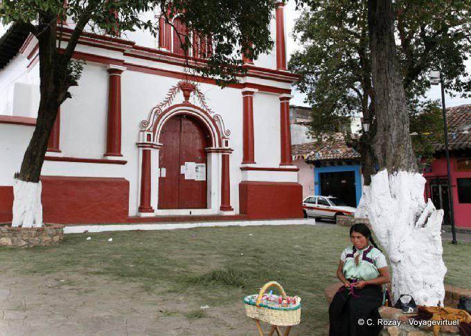 San Cristobal De Las Casas Templo Del Cerrillo 1