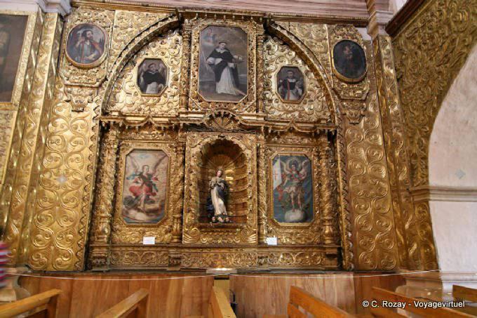 San Cristobal De Las Casas Templo Santo Domingo Inside 3