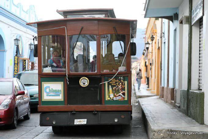 San Cristobal De Las Casas Tramway El Coleto