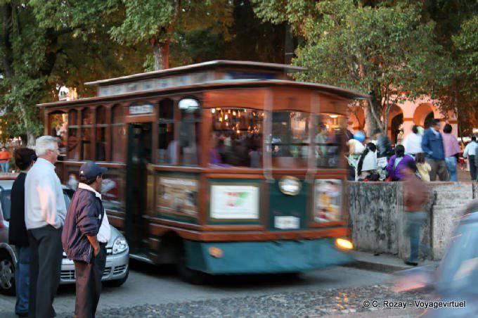 San Cristobal De Las Casas Tramway