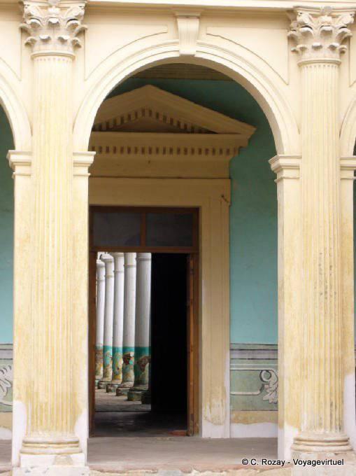 San Cristobal De Las Casas Vieux College 4