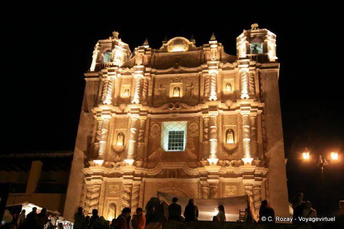 San Cristobal De Las Casas Templo Santo Domingo 1