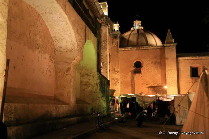 San Cristobal de la Casas, templo Santo Domingo 12