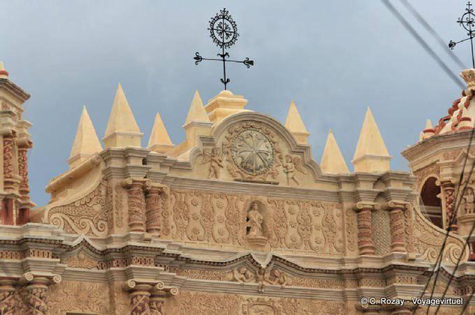 San Cristobal de la Casas, templo Santo Domingo 16