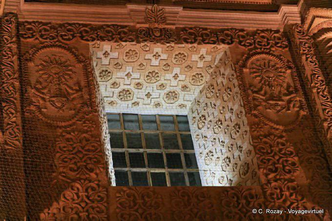 San Cristobal de la Casas, templo Santo Domingo 5