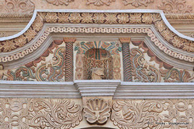 San Cristobal de la Casas, templo Santo Domingo 11