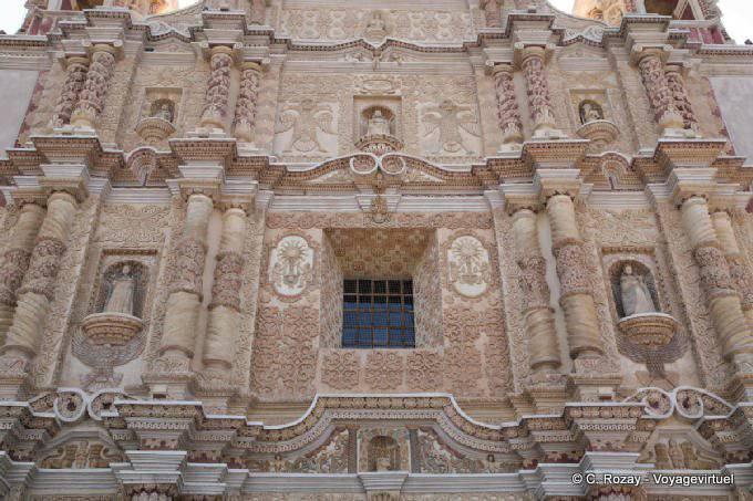 San Cristobal Templo Santo Domingo 14