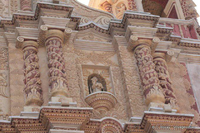 San Cristobal Templo Santo Domingo 2