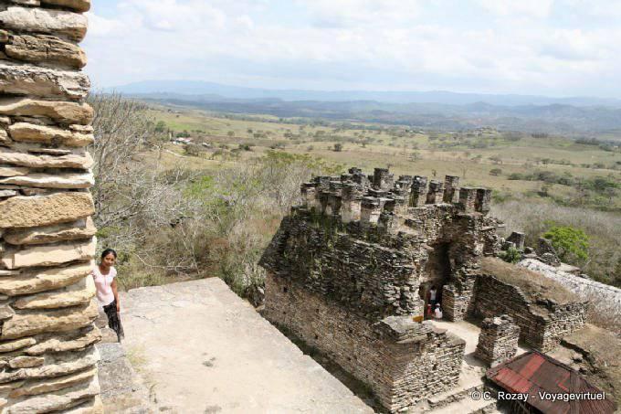 Toniná cité maya 115