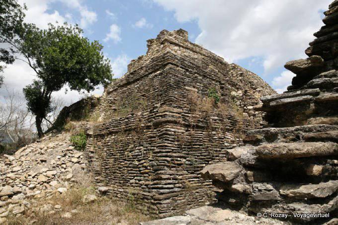 Toniná cité maya 131