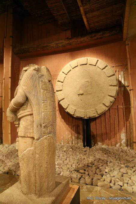 Tonina Museum 1