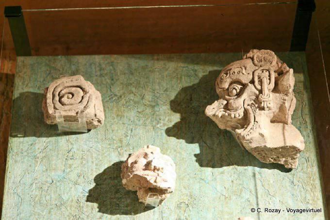 Tonina Museum 2