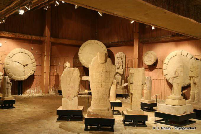 Tonina Museum 3