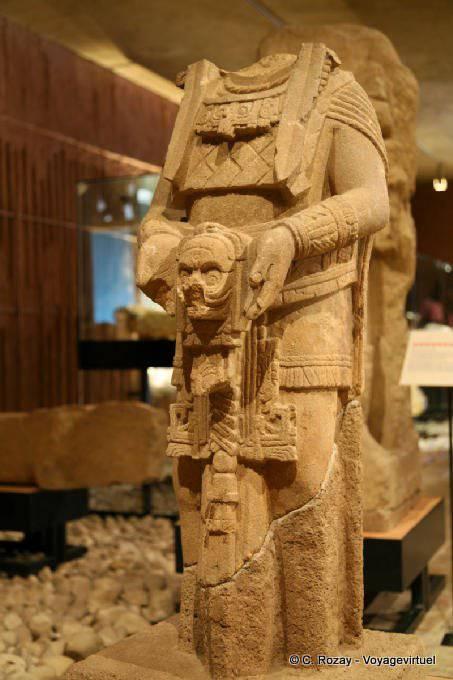 Tonina Museum 37