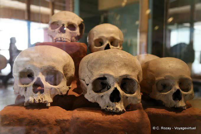 Tonina Museum 44