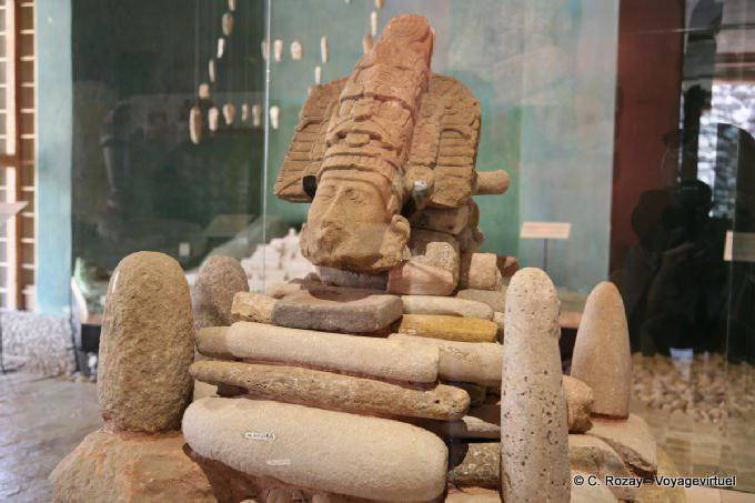 Tonina Museum 50
