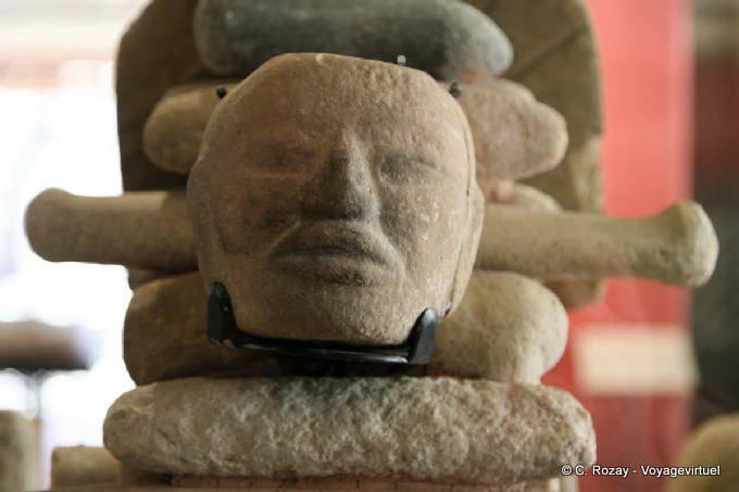 Tonina Museum 51