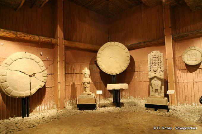 Tonina Museum