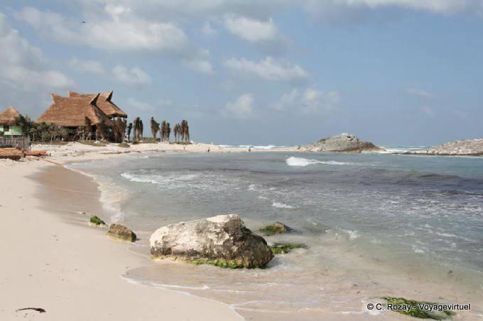 Tulum Plage Anse Paradisiaque 31
