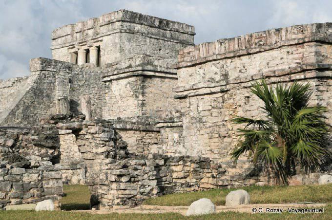 Tulum Site El Castillo 1