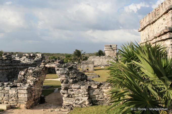 Tulum Site El Castillo 2