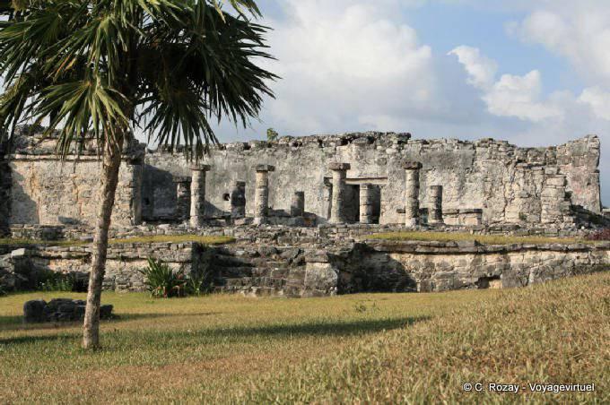 Tulum Site El Palacio 1