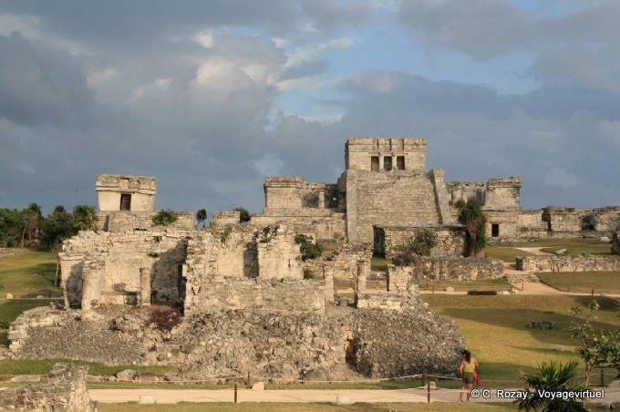 Tulum Site El Palacio 2