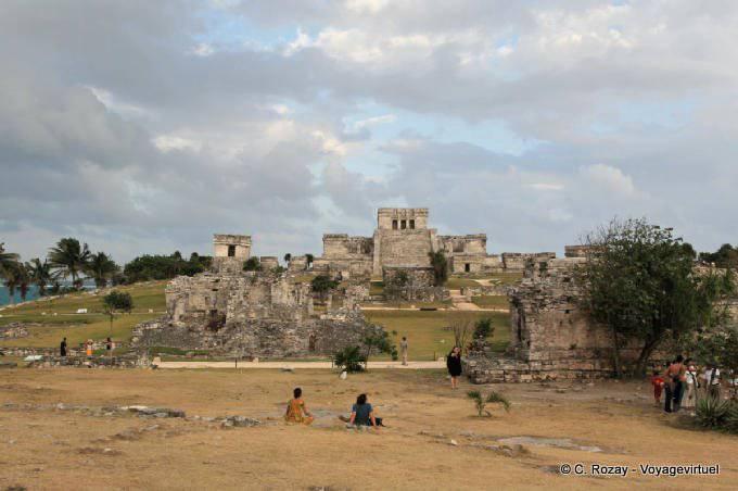 Tulum Site Meditation 1