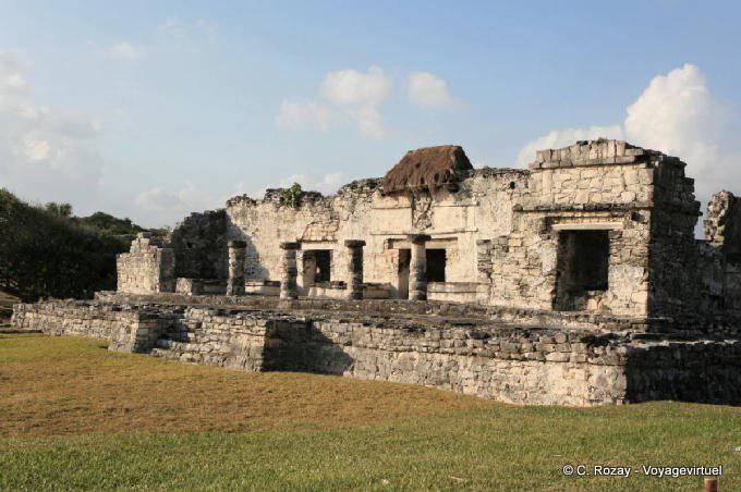 Tulum Site Structure XXV