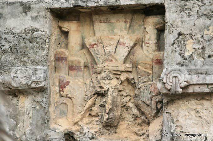 Tulum Site Templo De Las Pinturas 6