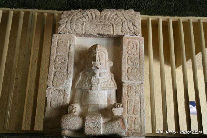Uxmal Museum 1