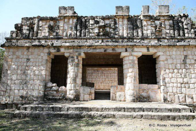 Uxmal Structure 162