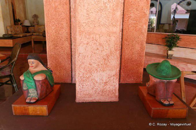 Uxmal Villas Archeologicas Hotel 4