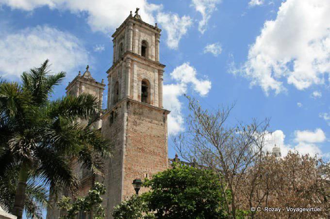 Valladolid Catedral Clochers 12