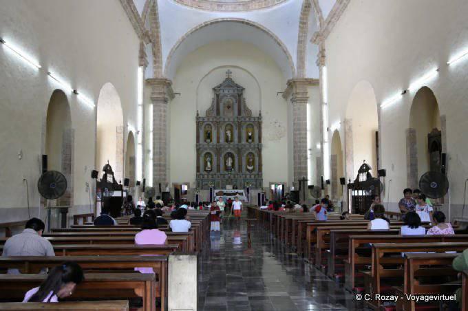 Valladolid Catedral Nef Principale 1
