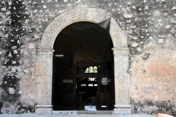 Valladolid Catedral Porte Laterale 7
