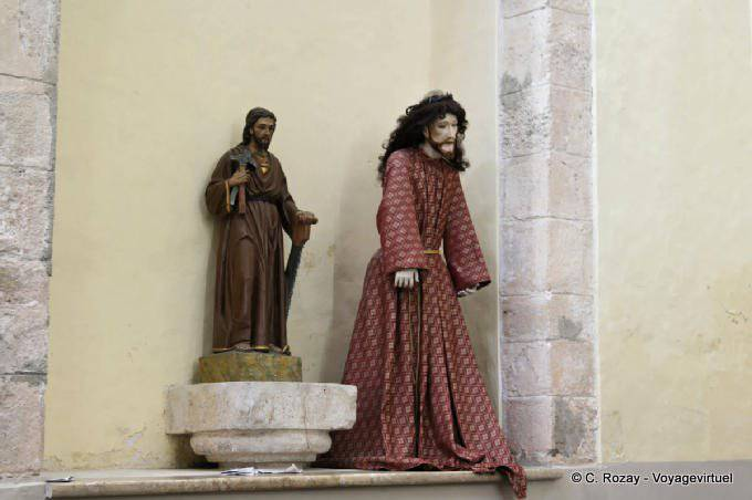 Valladolid Catedral Statues 5