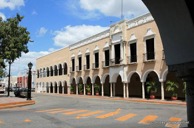 Valladolid Palacio Municipal 2