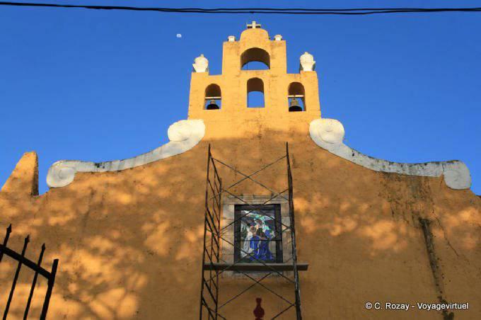 Valladolid Templo San Juan De Dios 3